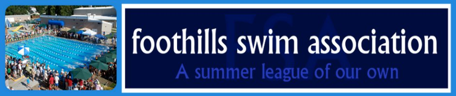 Foothills Swimming Association